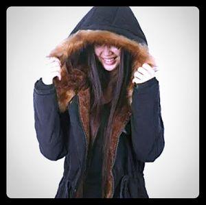 ILOVESIA Woman's size 6 Puffer Jacket